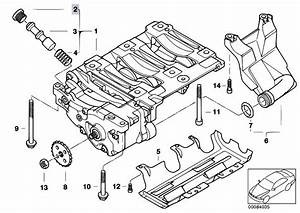 Original Parts For E46 316ti N42 Compact    Engine   Oil
