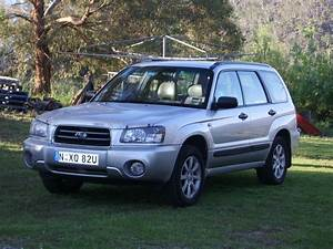 2004 Subaru Forester - Information And Photos