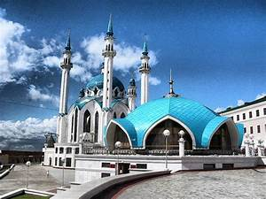 Side Entrance (70 Insanely Beautiful Mosques Around the World)