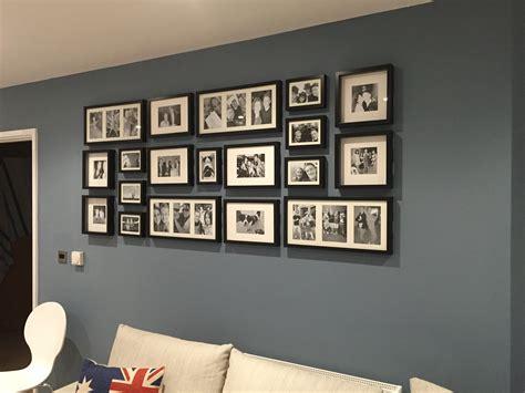 Ikea Ribba Ideen by Photo Wall Ikea Ribba Frames Vorzimmer In 2019