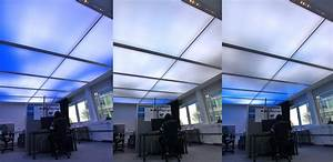 Led Panel Himmel : feature lightscaping light as building material in contract spaces and beyond orgatec news blog ~ Orissabook.com Haus und Dekorationen