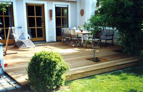 terrasse stühle holz max holzwerk ohg wir bauen ihre holz terrasse