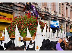 Celebrating Semana Santa throughout Latin America LATA