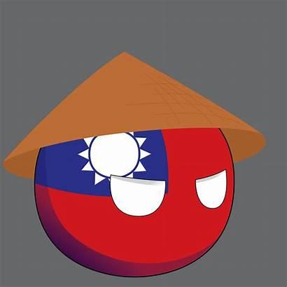 Polandball Wiki Fandom Taiwan China Taipei Chinese