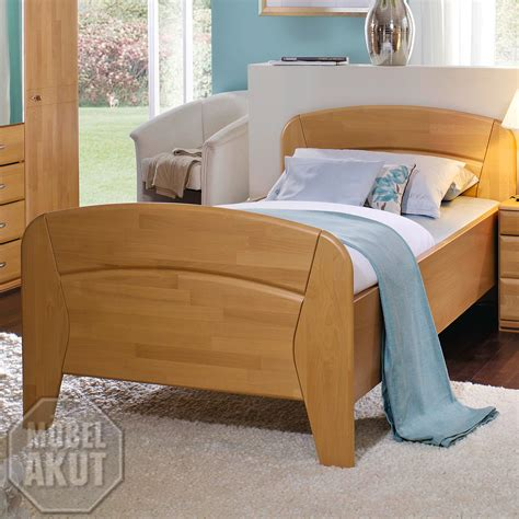 Bett Kaufen 100x200 by Bett Buche 100x200 Einzelbett Bett G Stebett 100x200