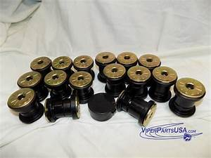 Suspension Bushing Set 96-02 Hp