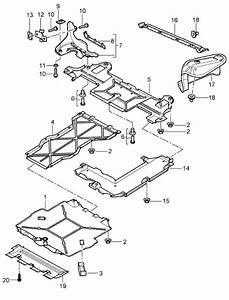 Buy Porsche Boxster  986    987    981  Undertrays Chassis