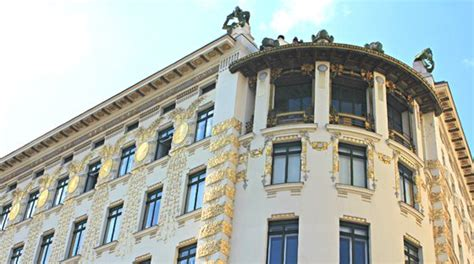 The Nouveau Of Otto Wagner Otto Wagner Vienna 7 Must Sees Of Nouveau And Modernism