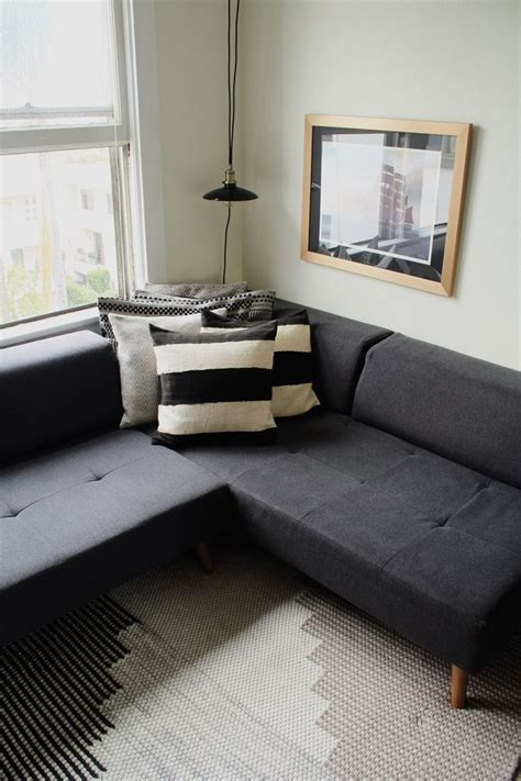 Sofas For Small Apartments by Small Sofas Nyc Sofa Small Apartment Dazzle Sectional For