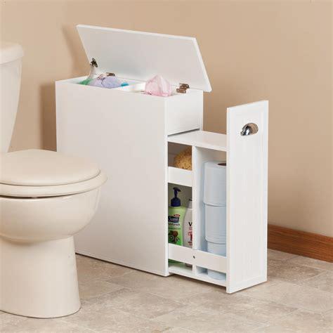 Slim Bathroom Cabinet Storage slim bathroom storage cabinet by oakridge slim cabinet