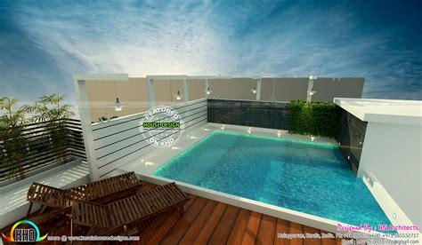 kerala home design  floor plans awesome interior views   contemporary home