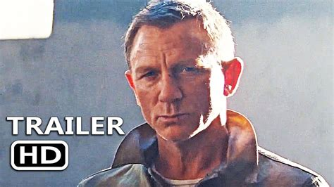 JAMES BOND 007: NO TIME TO DIE Official Teaser Trailer ...