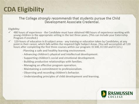 cda credential school  education rasguides