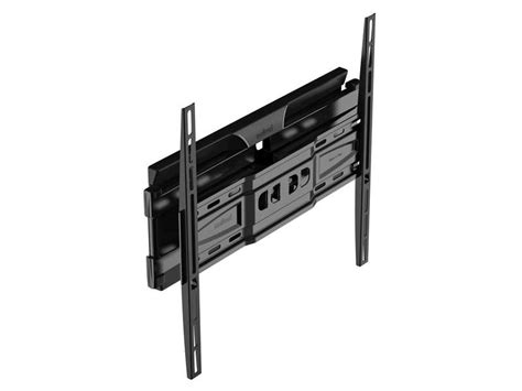 support mural tv rotatif et inclinable pour 233 cran de 40 224 65 meliconi slimstile 400 sdrp chez