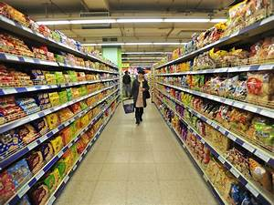 Grocery Store Shelves Could Soon Watch While You Shop