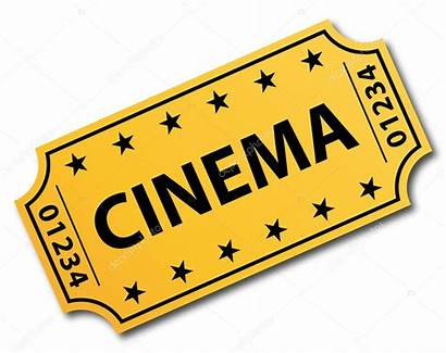 Ticket Cinema Icon Single Film Google Tickets