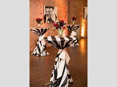 Incredible Ideas to Decorate Wedding Cocktail Tables