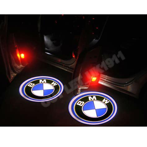 car door light logo coastcloud for bmw led car door logo lights 2 pcs led