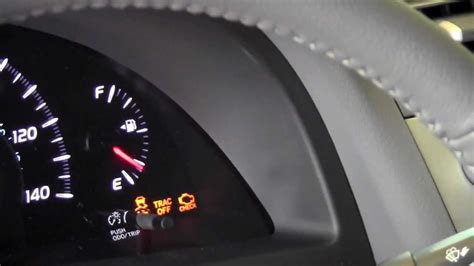 engine light on and off i have the vsc off light blinking with the check engine