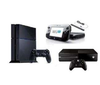 xbox  ps wii  console bundle