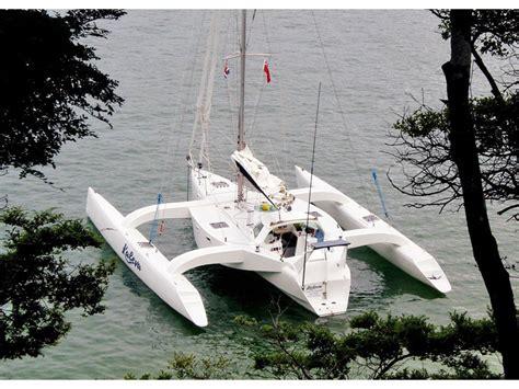 Trimaran Kurt Hughes 2004 trimaran kurt hughes for sale trade boats australia