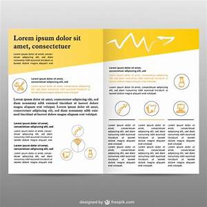 brochure pages background free vector free download With free brochure templates for pages