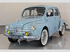 Renault 4CV 1957 for sale at ERclassics