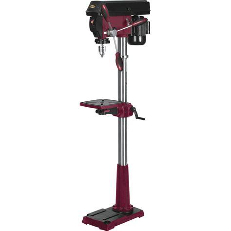 floor mount drill press northern industrial tools floor mount drill press 16