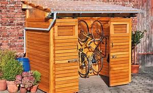 Gartenhaus Schmal Und Lang : fahrradschuppen aus holz ~ Eleganceandgraceweddings.com Haus und Dekorationen