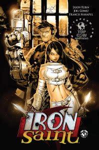 iron saint wikipedia