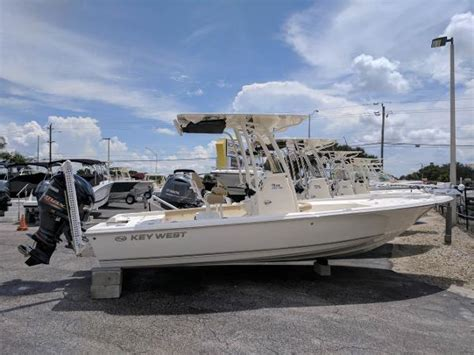 Used Key West Bay Boats For Sale by Outboard Marine Key West Boats For Sale New Boats