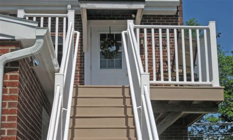 The Deck Ephrata Pennsylvania by Gallery Commercial Siding Eby Exteriors