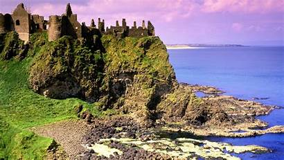 Ireland Visiting Desktop Irish Castle Background Wallpapers