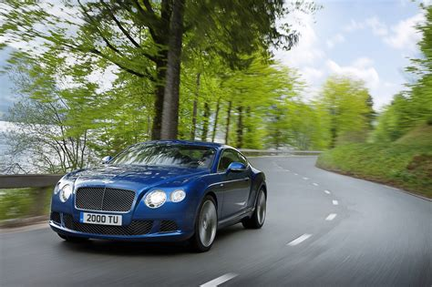 car bentley 2013 continental gt speed bentley builds their fastest