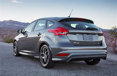 2016 Ford Focus Reviews And Rating