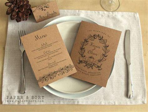 shabby chic wedding menu ideas 1000 ideas about fall wedding menu on pinterest wedding menu cards wedding menu and wedding