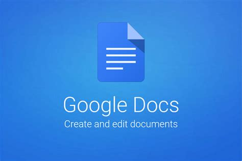 google docs and sheets updates bring a wealth of features