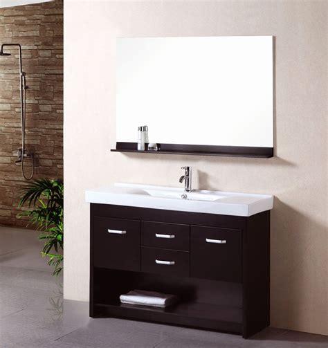 42 Inch Bathroom Cabinet Elegant 36 Inch Height Vanity