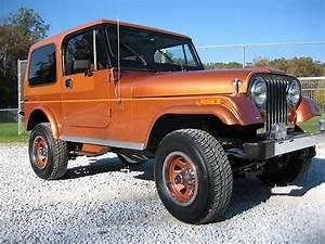 Sell New 1982 Jeep Cj7 Limited Amc Oem Factory 4 2l A  C