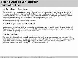 Charge Nurse Cover Letters Chief Of Police Cover Letter