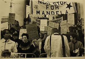 Non-Stop for Mandela: reflections on London's four-year ...