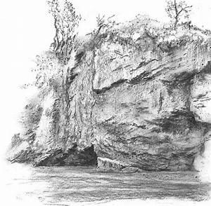 Cliff Texture Drawing | www.pixshark.com - Images ...