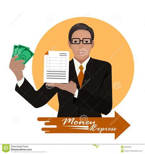 le de bureau banquier argent liquide d 39 offre de banquier exprès sur le fond