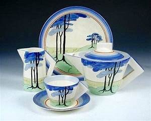36 best Clarice Cliff images on Pinterest