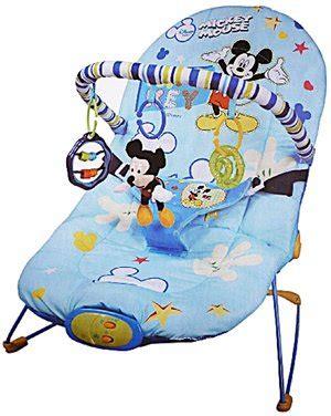 jual tempat duduk bayi bouncer mickey di lapak hajarblack1