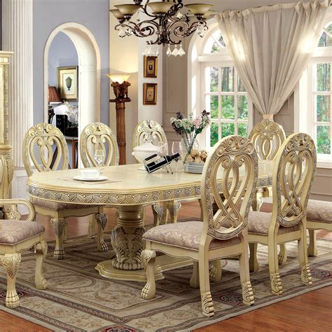 furniture of america moka traditional 112