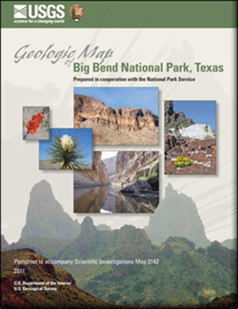 usgs scientific investigations map  geologic map
