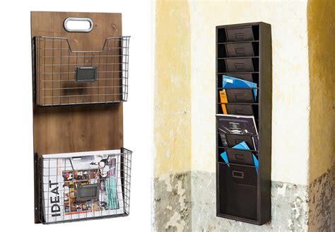 bureau de style où trouver un porte revues design et en métal