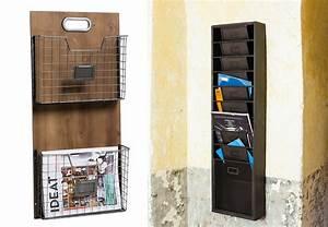 Porte Document Mural : o trouver un porte revues design et en m tal bnbstaging le blog ~ Teatrodelosmanantiales.com Idées de Décoration
