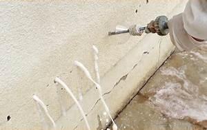Traitement Anti Humidité : traitement du salp tre sur les murs abi humidit ~ Dallasstarsshop.com Idées de Décoration